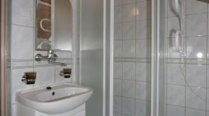 Pokój Ewelci - łazienka