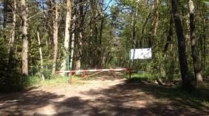 Leśna granica Unii Europejskiej