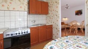 Pokój Kasi - kuchnia