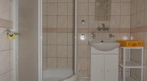 Pokój Dorci - łazienka